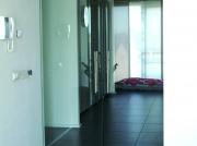 dubbele hardglazen deuren