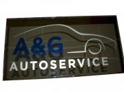 Gematteerd en ingekleurd logo