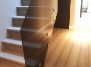 Trapafscheiding-balustrade