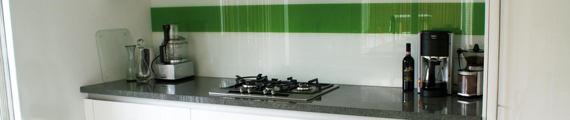 Interieurglas voor alle toepassingen jongbloed zn - Keuken glas werkplaats ...